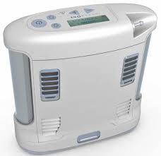 Concentrador de oxigeno portatil Inagen G3