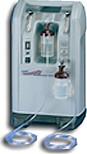 Concentrador de Oxígeno Oxi Scan